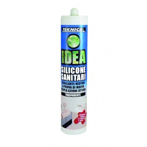 IDEA SILICONE SANITARI