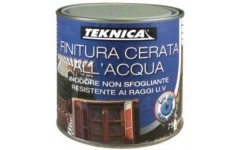 FINITURA CERATA ALL' ACQUA IN GEL