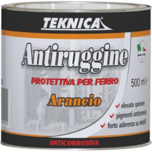 ANTIRUGGINE ARANCIO