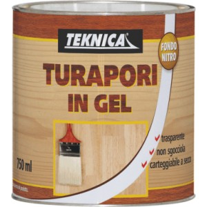 TURAPORI IN GEL